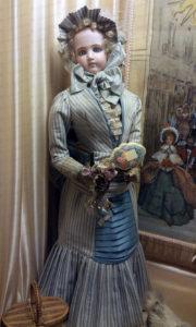Музей кукол в Париже