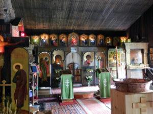 Церковь Серафима Саровского в Париже