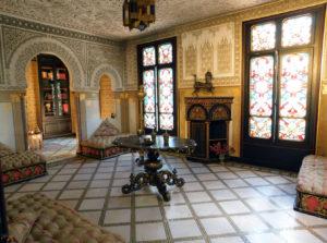 Замок Монте-Кристо. Мавританская комната.