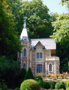 Замок Монте-Кристо. Замок Иф - кабинет писателя