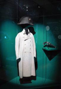 """Музей Армии, Париж. Выставка """"Стратегия Наполеона"""". Одежда  императора"""