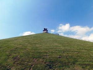 Ватерлоо - холм Льва