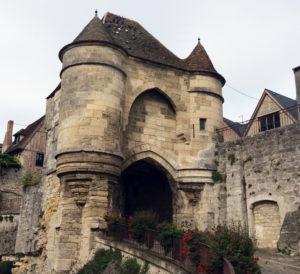 Лан. Старые крепостные ворота.
