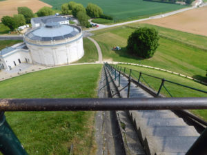 Ватерлоо - вид на здание панорамы