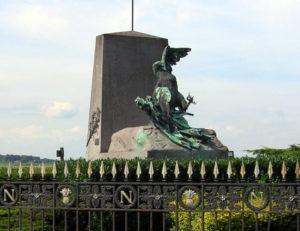 Ватерлоо - музей - памятник солдатам французской армии