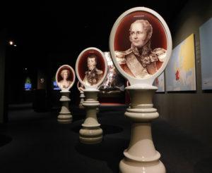 Ватерлоо - экспозиция музея