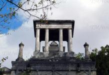гробница Строгановой-Демидовой на Пер Лашез