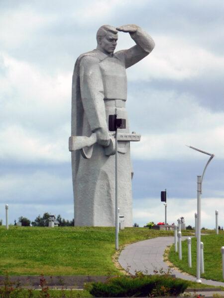 Подвиг 28, разъезд Дубосеково