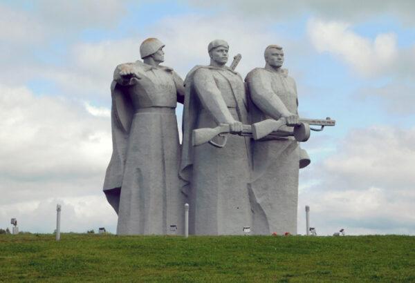 """Композиция """"Клятва на верность Родине"""""""