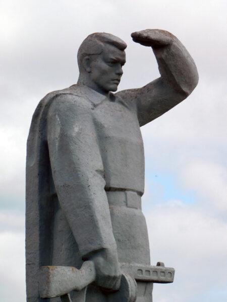 """Композиция """"Впередсмотрящий"""" (""""Дозорный"""")"""