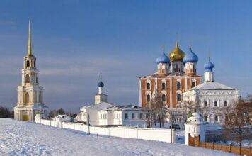 Рязанский кремль