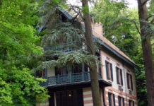 дом Ивана Тургенева в Париже